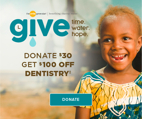 Donate $30, Get $100 Off Dentistry - River Point Dental Group