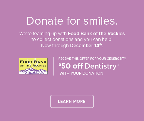 River Point Dental Group - Food Bank of the Rockies