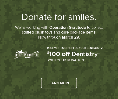 River Point Dental Group - Operation Gratitude